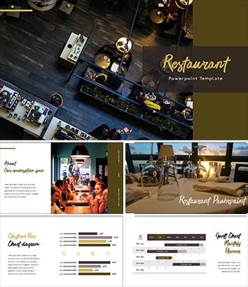 음식ㆍ외식업 사업계획서 템플릿(레스토랑)