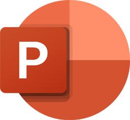 Microsoft PowerPoint (pptx)
